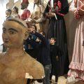 El gegant la Turca torna a Xàtiva després d'una restauració d'un any i dos mesos