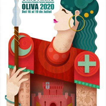 Les festes de Moros i Cristians d'Oliva celebren el Mig Any amb el tradicional concurs de putxeros