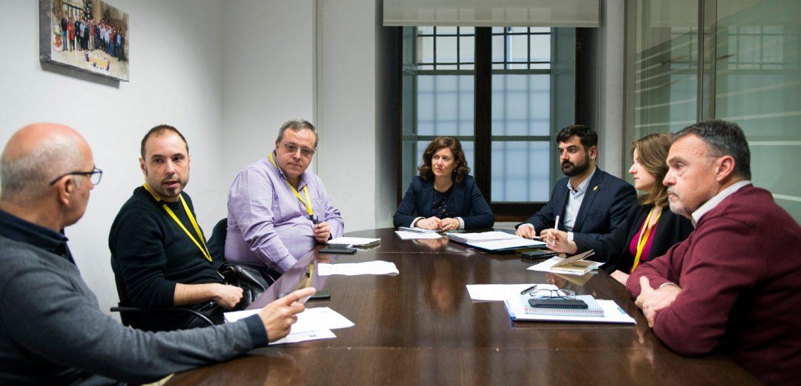 L'Ajuntament d'Oliva avança en el procés de modernització local