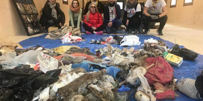 La iniciativa «Fem Natura» recull en Xàtiva més de 190 quilograms de residus