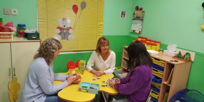 El Centre d'Estimulació primerenca de Xàtiva amplia les seues instal·lacions
