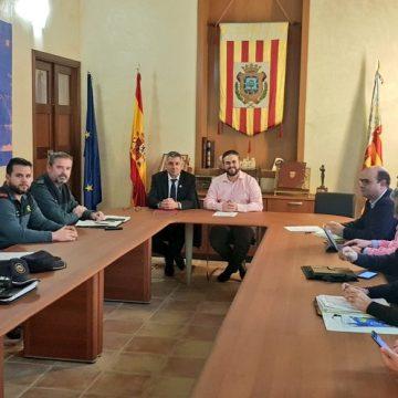 Albaida reforçarà la seua seguretat front l'augment d'actes vandàlics
