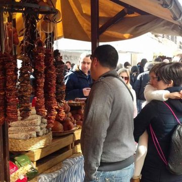 La Gastronomia, punt fort del Porrat de Sant Macià de Ròtova