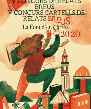 La Font d'En Carrós lliurarà demà els premis del concurs de cartells i relats breus