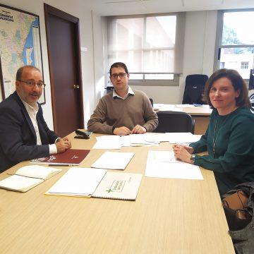 L'Ajuntament d'Alzira i la Conselleria acceleren els tràmits per a ampliar l'IES Rei En Jaume