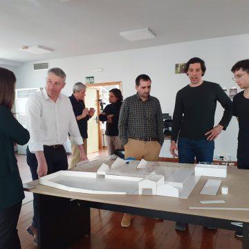 Oliva es prepara per acollir el concurs d'arquitectura per a joves EUROPAN-15