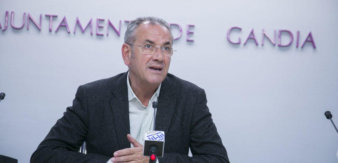 Gandia impulsa mesures per a la reactivació econòmica dels sectors castigats pel coronavirus