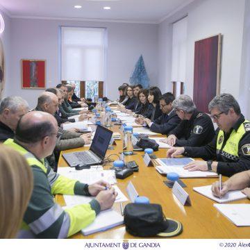 Gandia prepara aparcaments per a Falles i trau 120 agents al carrer