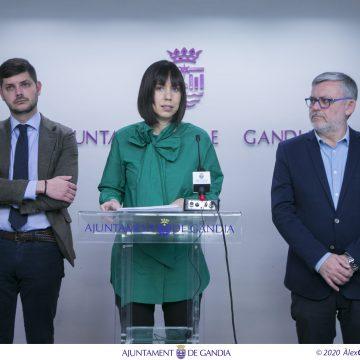 L'Ajuntament de Gandia facilitarà ajuda logística al col·lectiu faller