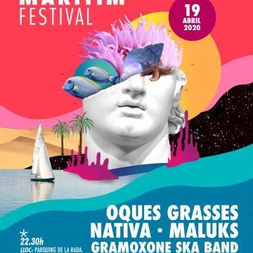 Ja es coneix el cartell de la 5a edició del Festival Marítim de Cullera