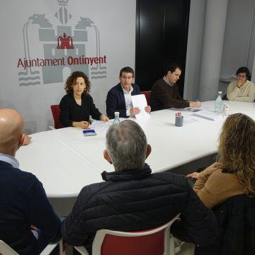 Ajuntament i propietaris col·laboren per finalitzar la urbanització del Polígon de Sant Vicent a Ontinyent