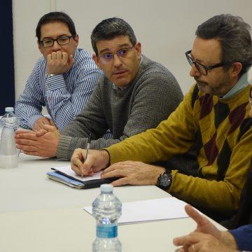 L'Ajuntament d'Ontinyent continuarà en la reurbanització del carrer Pintor Segrelles