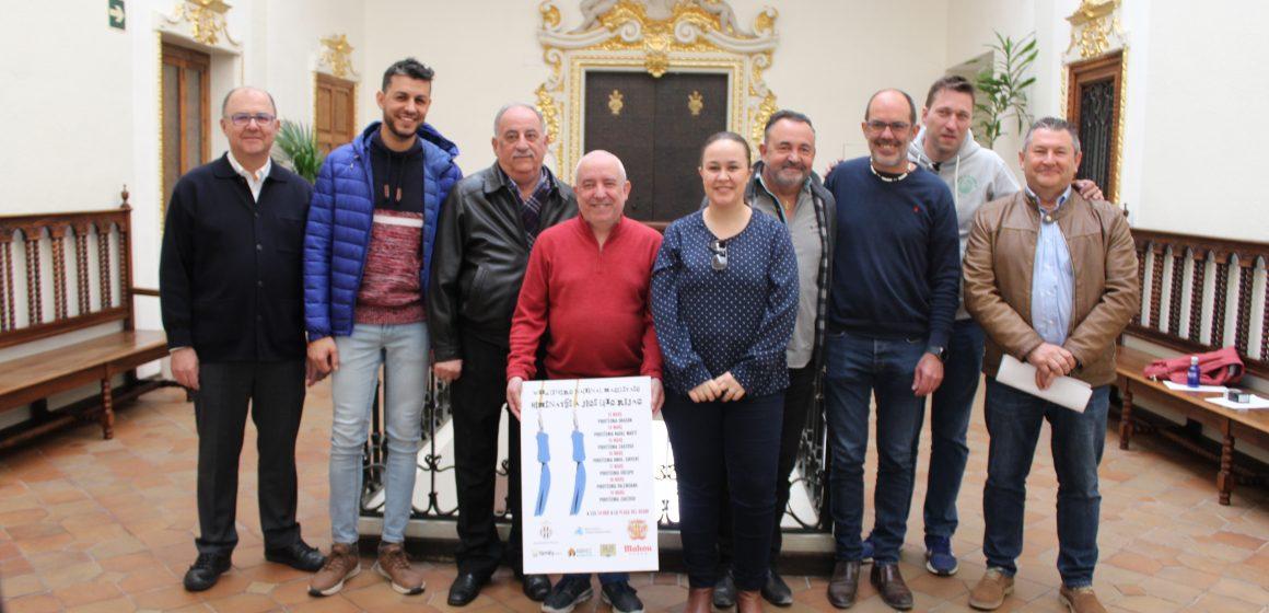 El VII Concurs de Mascletaes d'Alzira tindrà set dispars de pólvora