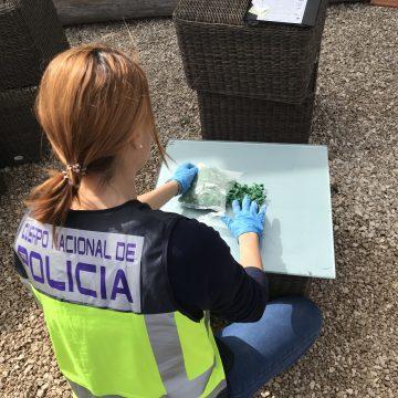 Cinc detinguts a Gandia i Xàtiva per tràfic de drogues