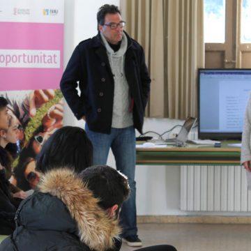 """Alcoi inicia una nova edició del programa """"Jove Oportunitat"""" de l'IVAJ"""