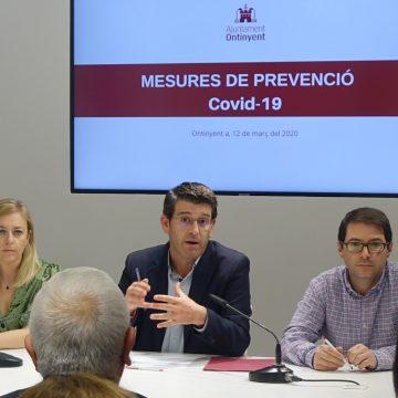 Ontinyent avança el pagament de 480.000 euros per a posar-se al dia amb autònoms i empreses