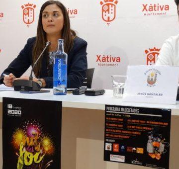 Les Falles de Xàtiva tindran dos mascletades més en 2020