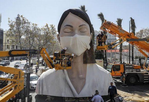Les sis vegades que València no va plantar les seues Falles