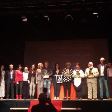 L'obra «Yerma» guanya el VII Certamen de Teatre Amateur Ciutat de Carcaixent
