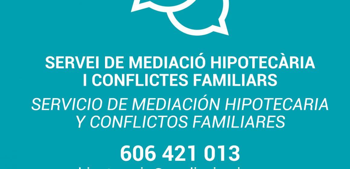 Oliva amplia el servei de Mediació Hipotecària per atendre a afectats pel coronavirus