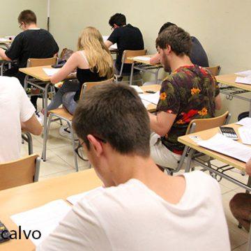Les proves d'accés a la universitat seran la segona setmana de juliol