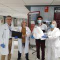 L'Hospital de Xàtiva permet a les famílies entregar objectes personals als ingressats