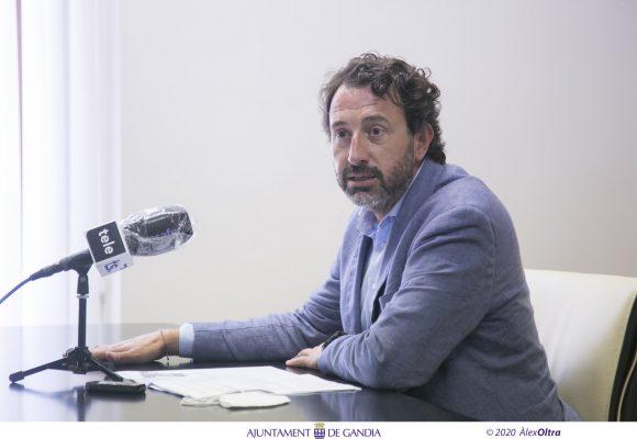 La Diputació de València aprova 673.567 euros de Fons de Cooperació per a Gandia