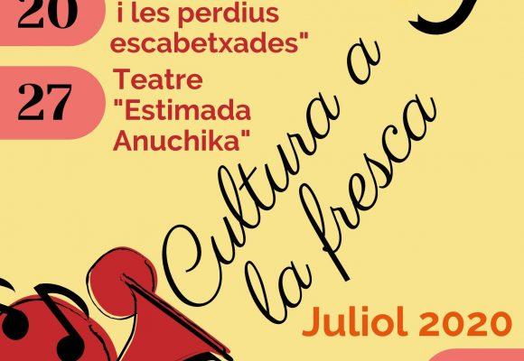 La cultura torna a Simat de la Valldigna amb «Cultura a la fresca»