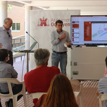 Ontinyent invertirà 530.000 euros a evitar les inundacions del carrer Enric Valor i l'Almaig