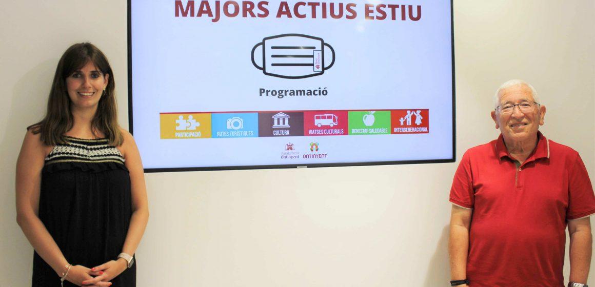 Ontinyent programa una edició especial de «Majors Actius» per fomentar l'autonomia després del confinament
