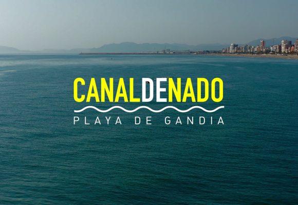 Gandia obri el canal de natació en mar obert