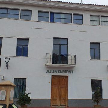 L'Ajuntament de Xeresa becarà a quatre estudiants durant els mesos d'estiu