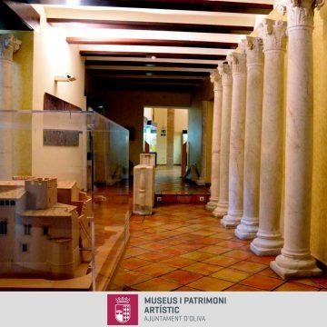 Oliva reobri els seus Museus al públic en general