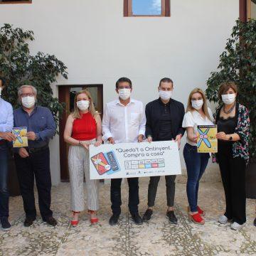 La campanya de xecs de consum de l'Ajuntament d'Ontinyent ha deixat ja en l'economia local 230.000 euros