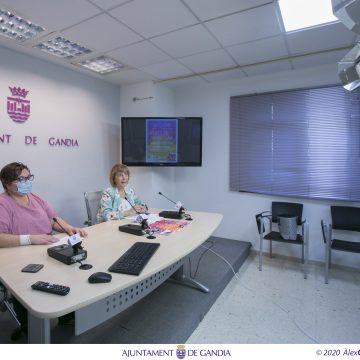 """""""Nits de Terrassa"""" al Centre Cívic Roís de Corella de Gandia"""