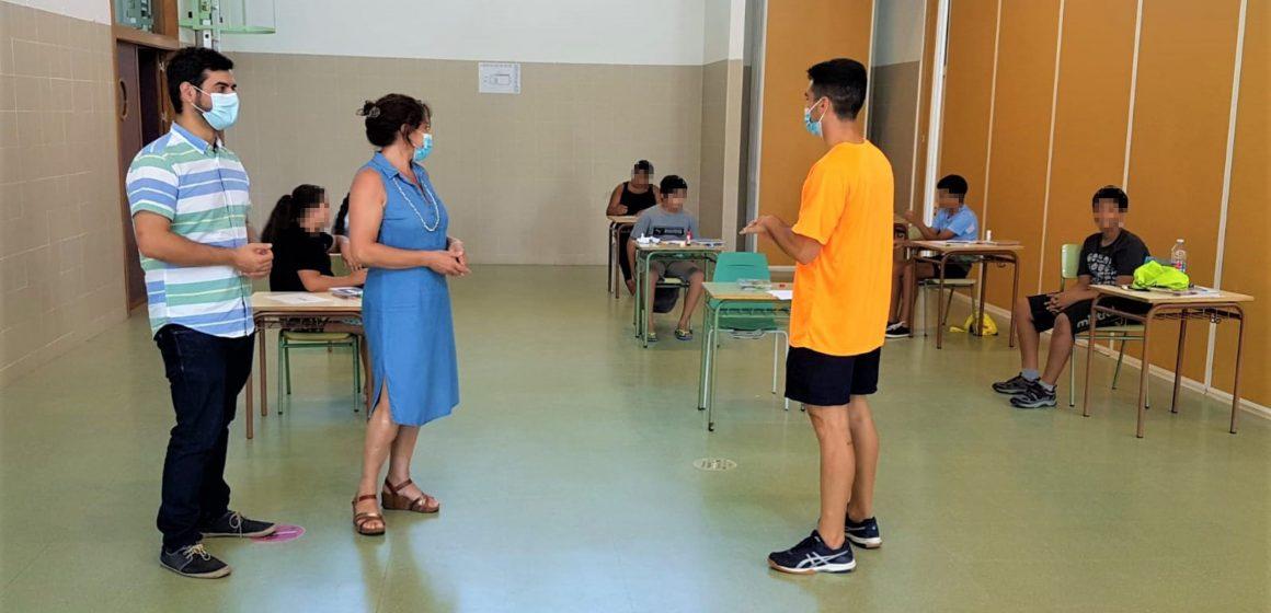 L'Ajuntament d'Oliva ofereix una Escoleta d'Estiu per als xiquets i xiquetes més vulnerables