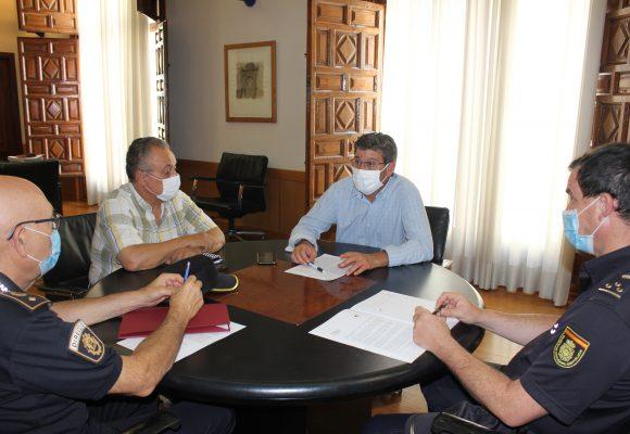Policia Local i Nacional augmentaran a Ontinyent els controls d'ús de mascareta en atenció als requeriments del Departament de Salut