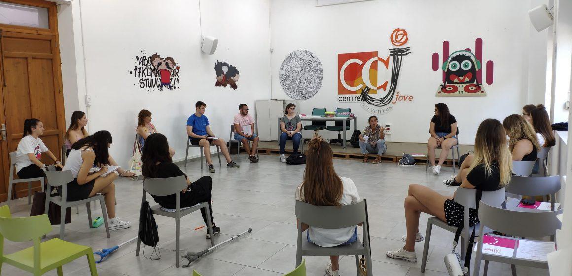 Comença el curs de Joventut de Monitoratge d'Activitats de Temps Lliure a Alcoi