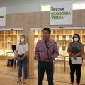 Jorge Rodríguez inaugura una Oficina d'Economia Verda per facilitar l'estalvi energètic i econòmic a la ciutadania