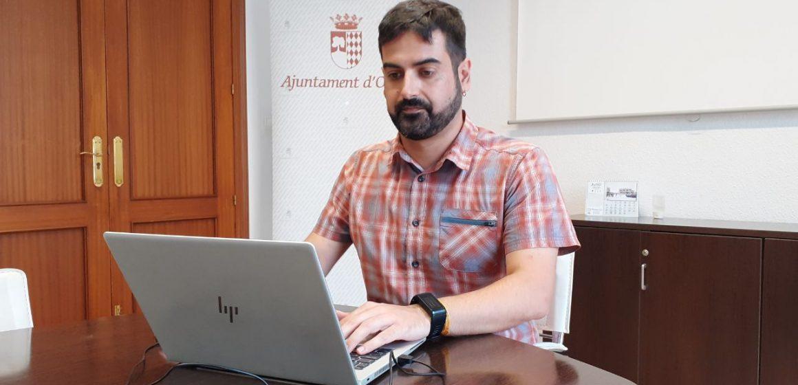 L'Ajuntament d'Oliva instal·larà accessos wifi gratuïts als espais públics amb la inversió d'una s ubvenció Europea