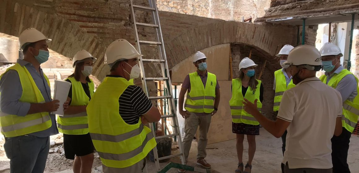 Oliva recupera 'L'Enginy' el símbol del motor econòmic de la ciutat en els segles XV i XVI
