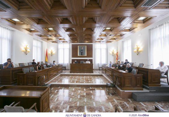 L'Ajuntament de Gandia continua amb les activitats culturals programades amb totes les mesures de seguretat front a la COVID-19