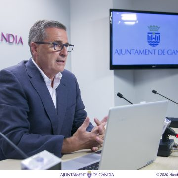 L'AIREF vaticina que Gandia complirà l'equilibri pressupostari en 2020 i tindrà superàvit