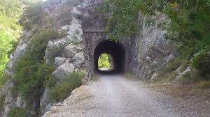 Obres Públiques avança en l'adequació de la Via Verda de l'Serpis entre Muro d'Alcoi i Villalonga