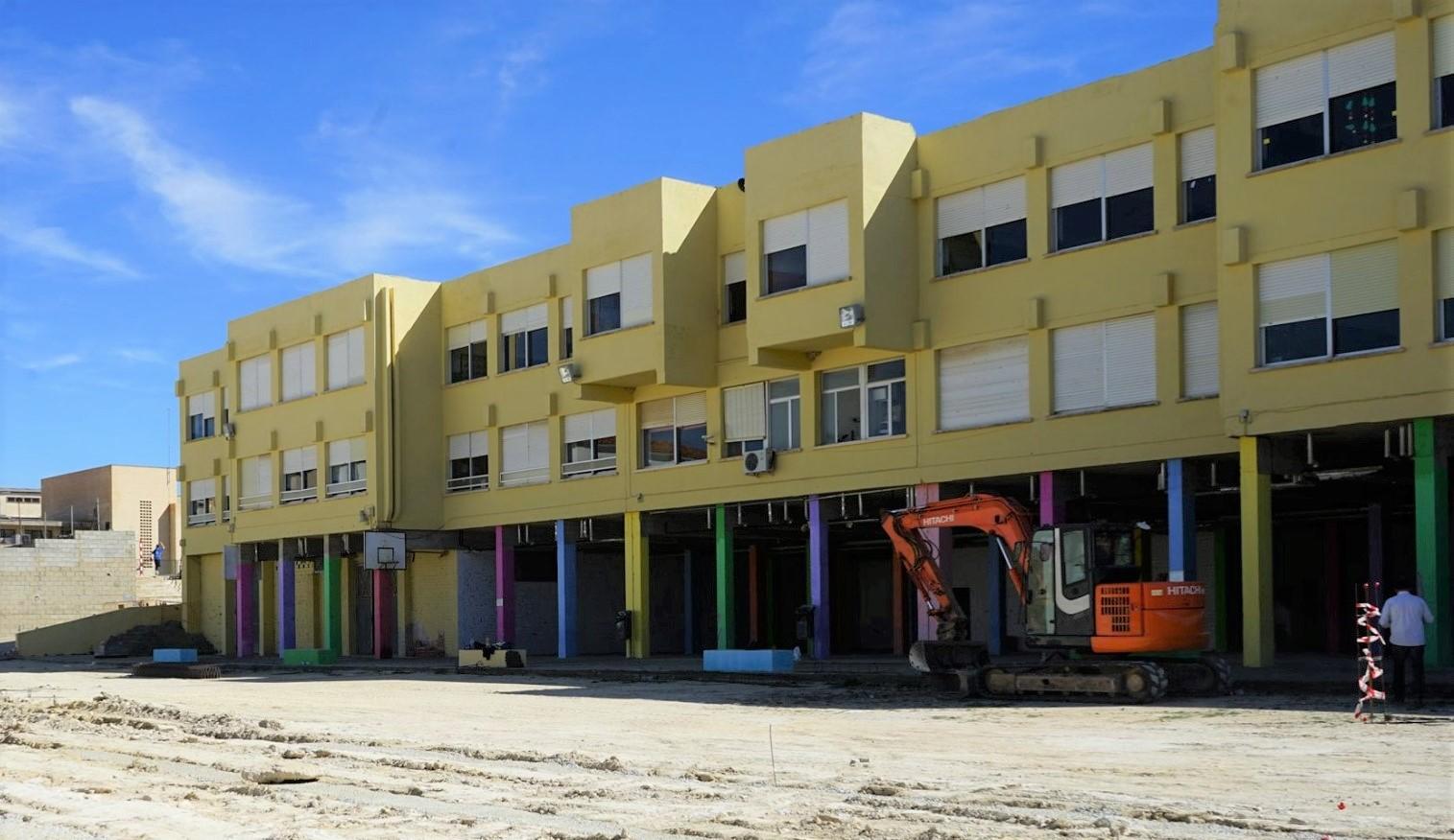 L'Ajuntament d'Albaida licita les obres de remodelació del CEIP Elías Tormo