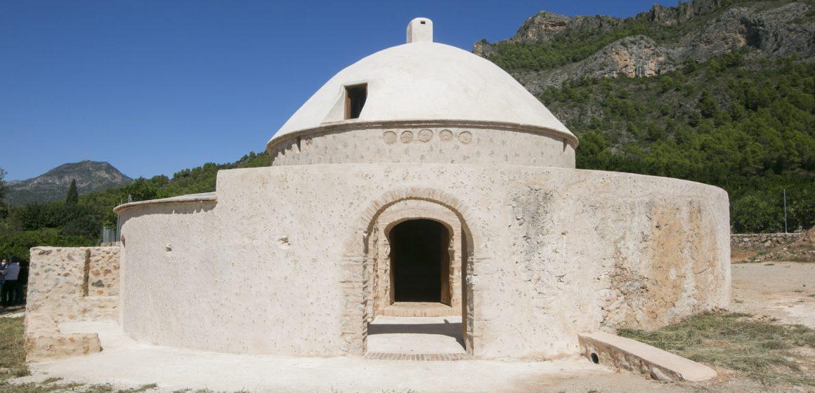 Gandia recupera el Morabit de Marxuquera, del segle XVII, com a referent patrimonial i turístic