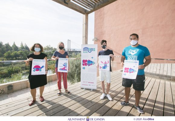 Nova edició de la campanya de conscienciació ambiental #mansalRIU