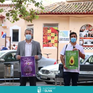 Oliva celebra el Dia Mundial de l'Agricultura 2020