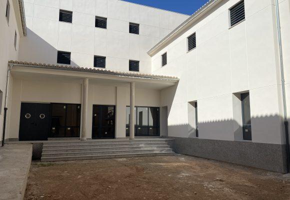 Finalitza la primera fase de les obres del futur Arxiu Municipal
