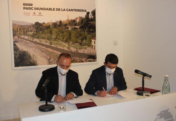La Generalitat i l'ajuntament d'Ontinyent impulsen la regeneració urbana de Cantereria